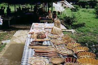 Community commerce for Penan community, Sarawak, Borneo, Malaysia